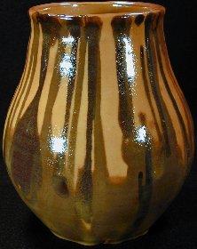 [Iridescent Vessel by Paul J. Katrich, 0185]
