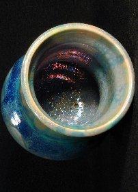 [Iridescent Vessel by Paul J. Katrich, 0188]