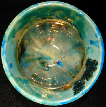 [Iridescent Vessel by Paul J. Katrich (0294)]