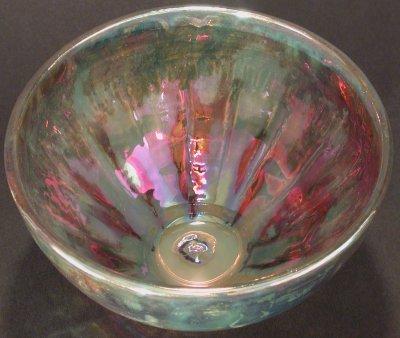 [Iridescent Bowl by Paul J. Katrich (0300)]