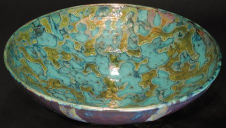[Iridescent Pottery by Paul J. Katrich (0314)]
