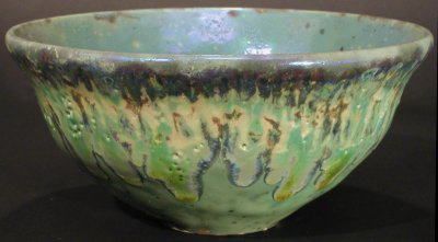 [Iridescent Pottery by Paul J. Katrich (0315)]