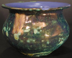 [Iridescent Pottery by Paul J. Katrich (0316)]