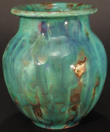 [Iridescent Pottery by Paul J. Katrich (0320)]