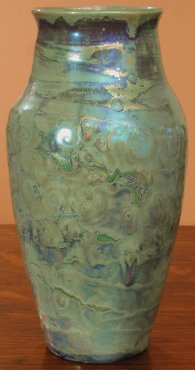[Iridescent Pottery by Paul J. Katrich (0324)]