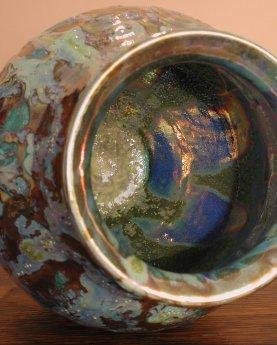 [Iridescent Pottery by Paul J. Katrich (0326)]