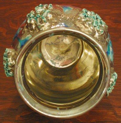[Iridescent Pottery by Paul J. Katrich (0343)]
