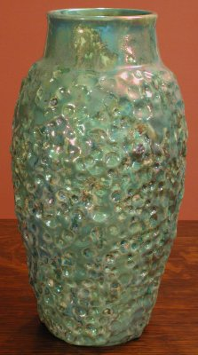 [Iridescent Pottery by Paul J. Katrich (0379)]