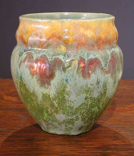 [Iridescent Pottery by Paul J. Katrich (0401)]