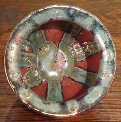 [Iridescent Pottery by Paul J. Katrich (0426)]
