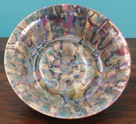 [Iridescent Pottery by Paul J. Katrich (0429)]