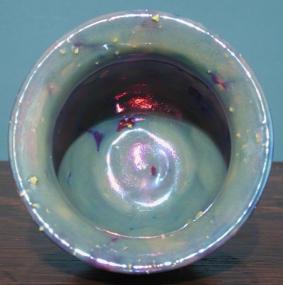 [Iridescent Pottery by Paul J. Katrich (0437)]