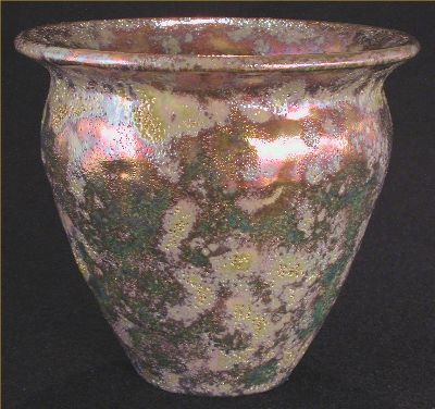 [Iridescent Pottery by Paul J. Katrich (0452)]