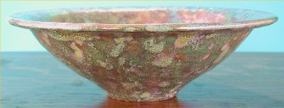 [Iridescent Pottery by Paul J. Katrich (0454)]