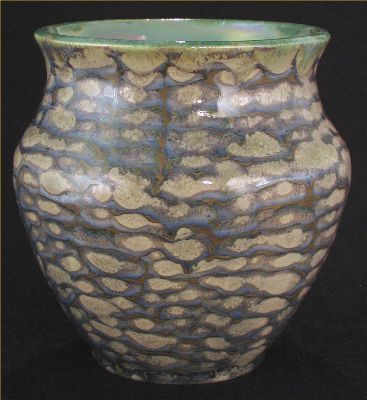 [Iridescent Pottery by Paul J. Katrich (0457)]