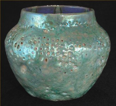 [Iridescent Pottery by Paul J. Katrich (0458)]