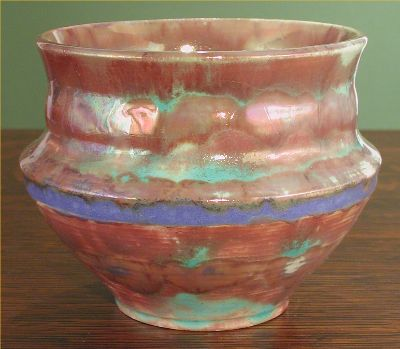 [Iridescent Pottery by Paul J. Katrich (0461)]