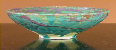 [Iridescent Pottery by Paul J. Katrich (0465)]