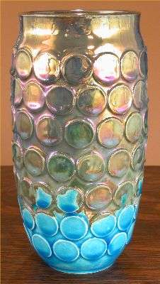 [Iridescent Pottery by Paul J. Katrich (0466)]