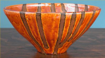 [Iridescent Pottery by Paul J. Katrich (0467)]
