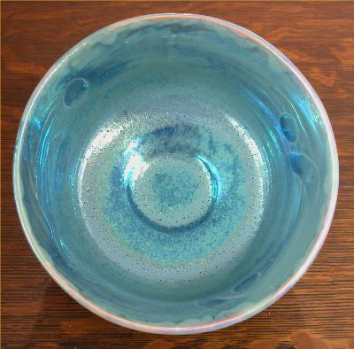 [Iridescent Pottery by Paul J. Katrich (0469)]