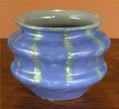 Iridescent Pottery by Paul J. Katrich, 0502