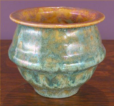 Iridescent Pottery by Paul J. Katrich, 0515