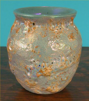 Iridescent Pottery by Paul J. Katrich, 0516