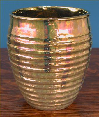 Iridescent Pottery by Paul J. Katrich, 0525