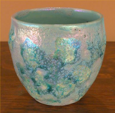 Iridescent Pottery by Paul J. Katrich, 0530