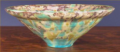 Iridescent Pottery by Paul J. Katrich, 0535