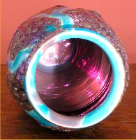 [Iridescent Pottery by Paul J. Katrich (0587)]