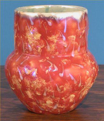 [Iridescent Pottery by Paul J. Katrich (0588)]