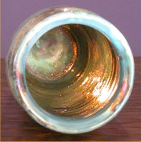 [Iridescent Pottery by Paul J. Katrich (0593)]