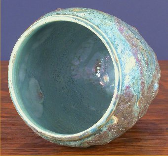 [Iridescent Pottery by Paul J. Katrich (0596)]