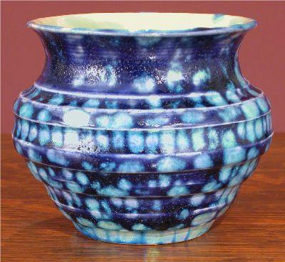[Iridescent Pottery by Paul J. Katrich (0599)]