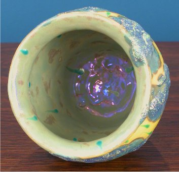 [Iridescent Pottery by Paul J. Katrich (0600)]