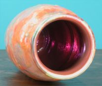 [Iridescent Pottery by Paul J. Katrich (0602)]