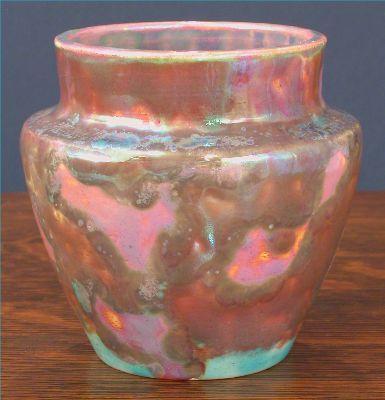 [Iridescent Pottery by Paul J. Katrich (0603)]