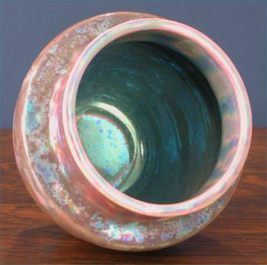 [Iridescent Pottery by Paul J. Katrich (0603)]