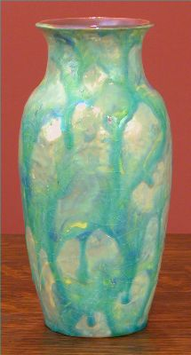 [Iridescent Pottery by Paul J. Katrich (0604)]
