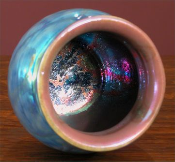 [Iridescent Pottery by Paul J. Katrich (0606)]