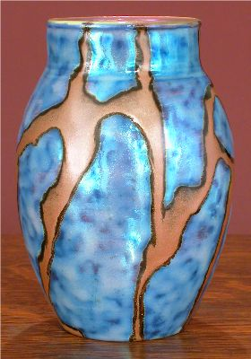 [Iridescent Pottery by Paul J. Katrich (0607)]