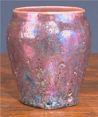 [Iridescent Pottery by Paul J. Katrich (0609)]