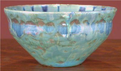 [Iridescent Pottery by Paul J. Katrich (0610)]