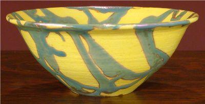 [Iridescent Pottery by Paul J. Katrich (0611)]