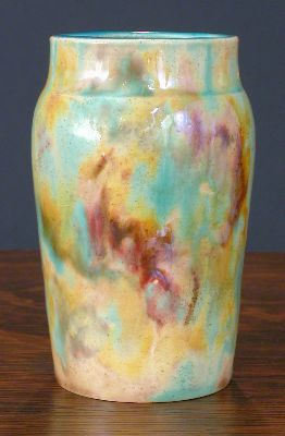 [Iridescent Pottery by Paul J. Katrich (0615)]