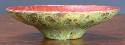 [Iridescent Pottery by Paul J. Katrich, 0628]