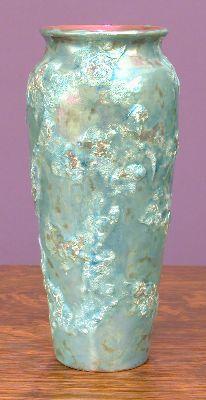 [Iridescent Pottery by Paul J. Katrich, 0636]