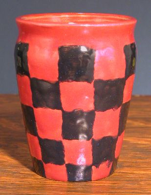 [Iridescent Pottery by Paul J. Katrich, 0648]